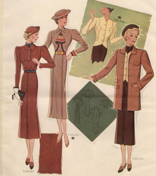 мода 1937 6