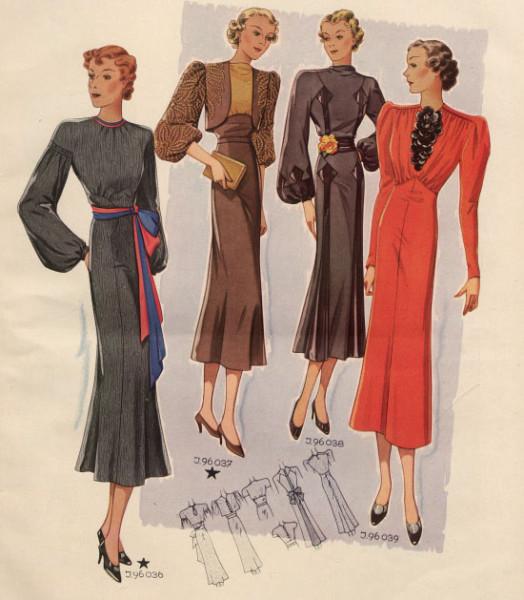 мода 1937 7