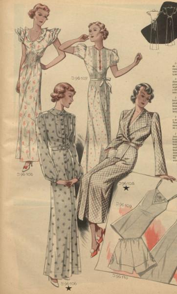 мода 1937