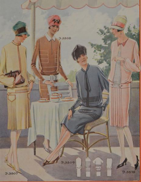мода 1927 1