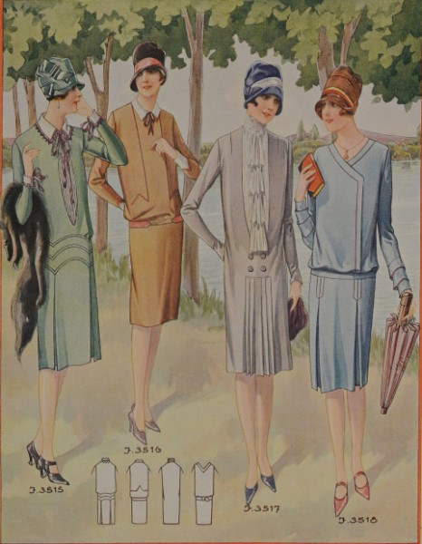 мода 1927 3