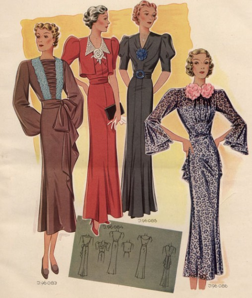 мода 1937 2