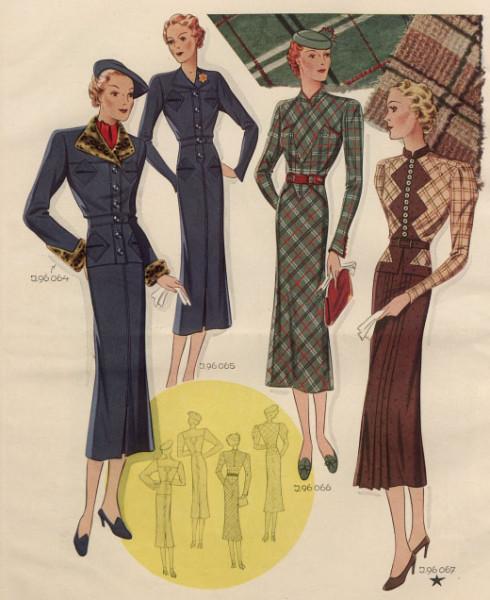 мода 1937 3