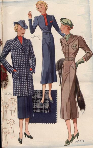 мода 1937 4