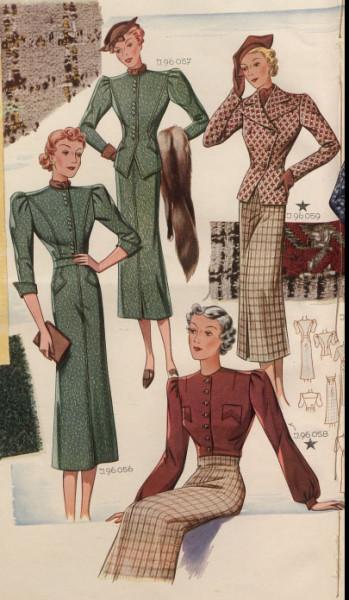 мода 1937 5