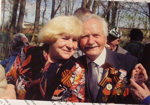 И.И.Семенов, Ю.А.Зайцева 8 мая 2010