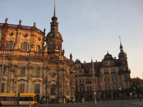 Прага дрезден расстояние