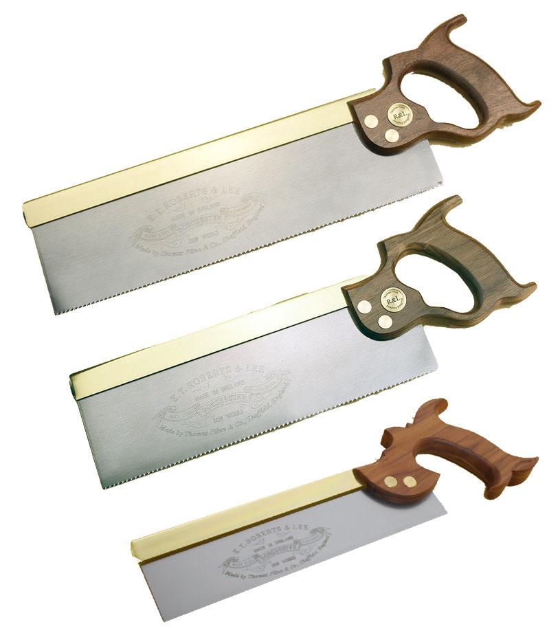 Наградки или ножовки с обушком.