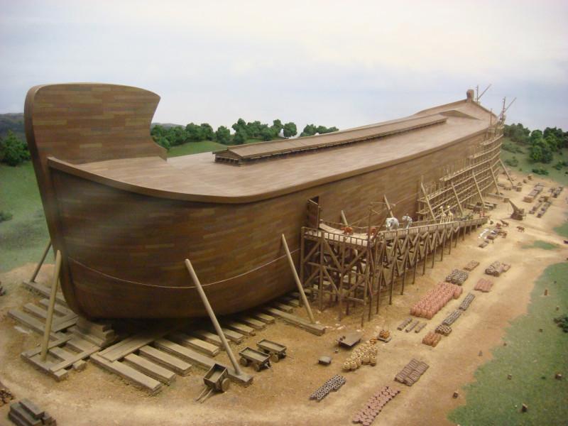 Первое судно, построенное самостоятельно, без привлечения профессиональных кораблестроителей