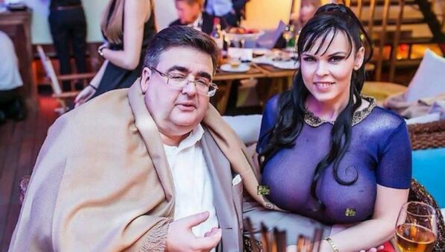 проститутка митрофанов