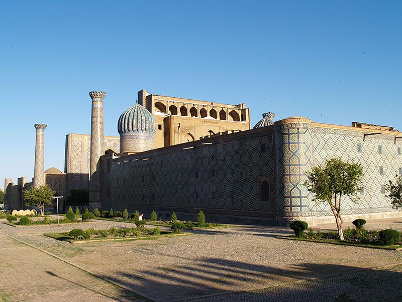 Регистан(Наше время)