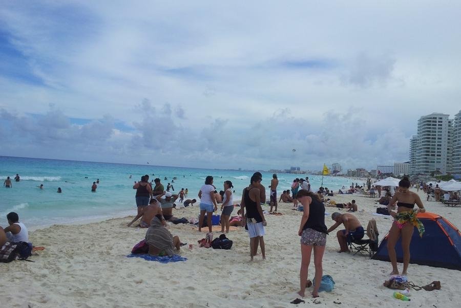 пляж_палатка
