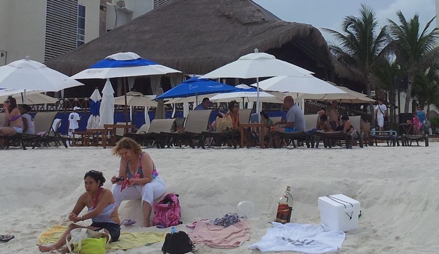 пляж_виски