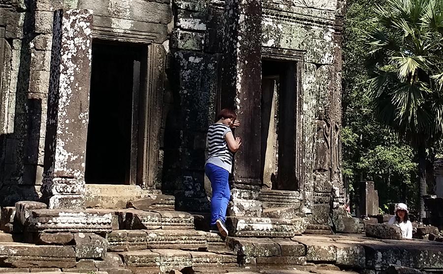 туристка!