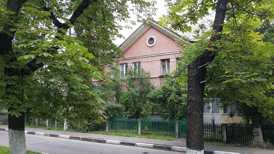 ленин и дом