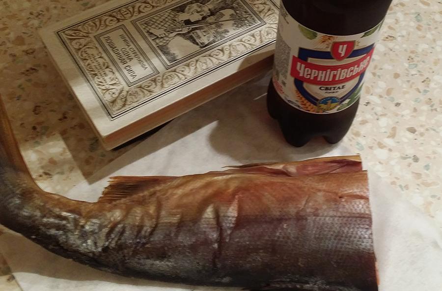 пиво-рыба