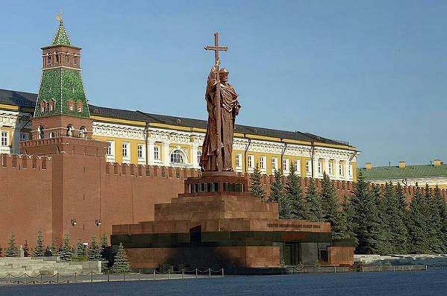 Владимир Ясен пень
