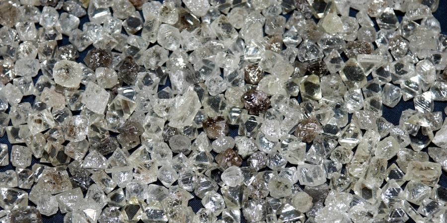 Алмазы-Алроса