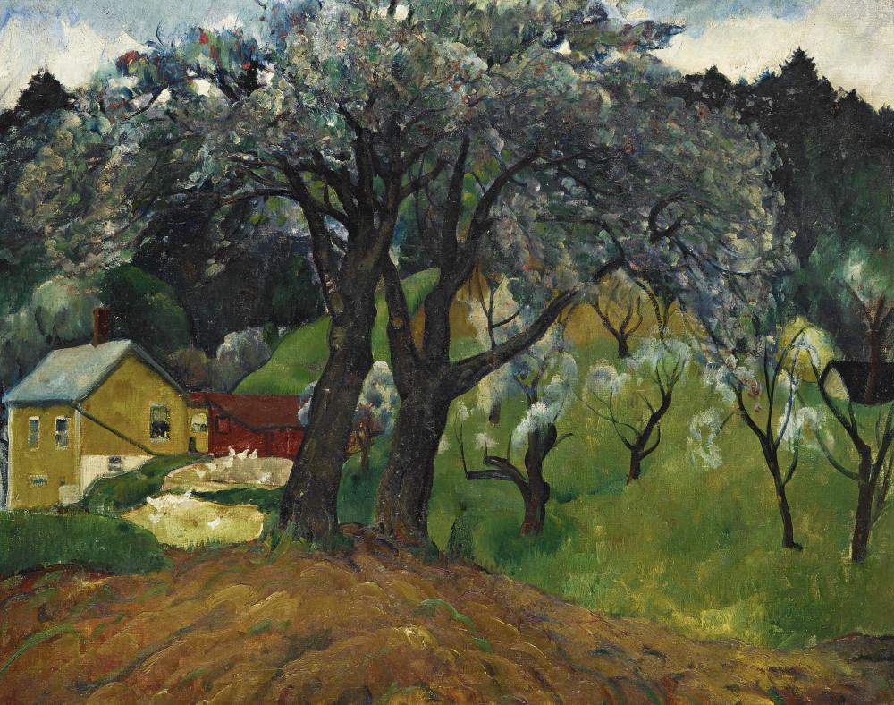 Appletrees, Woodstock (1922) ( Sotheby's, 2017 )