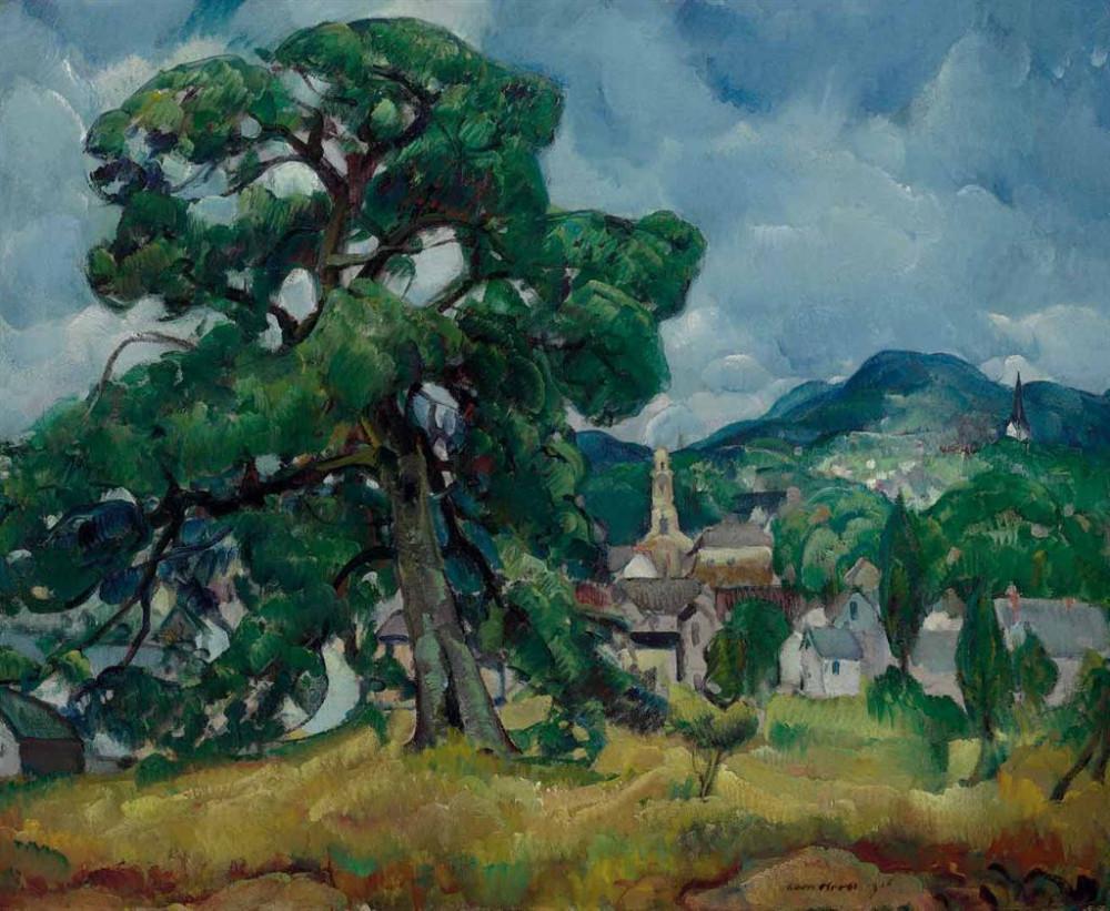 Old oak, Camden (Christie's)