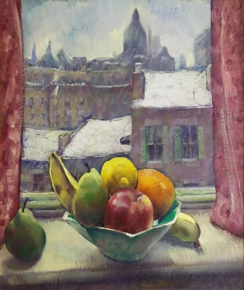 Still Life with Fruit. 1920
