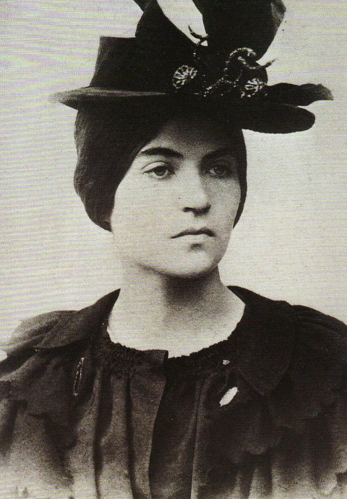 Suzanne Valadon, 1885