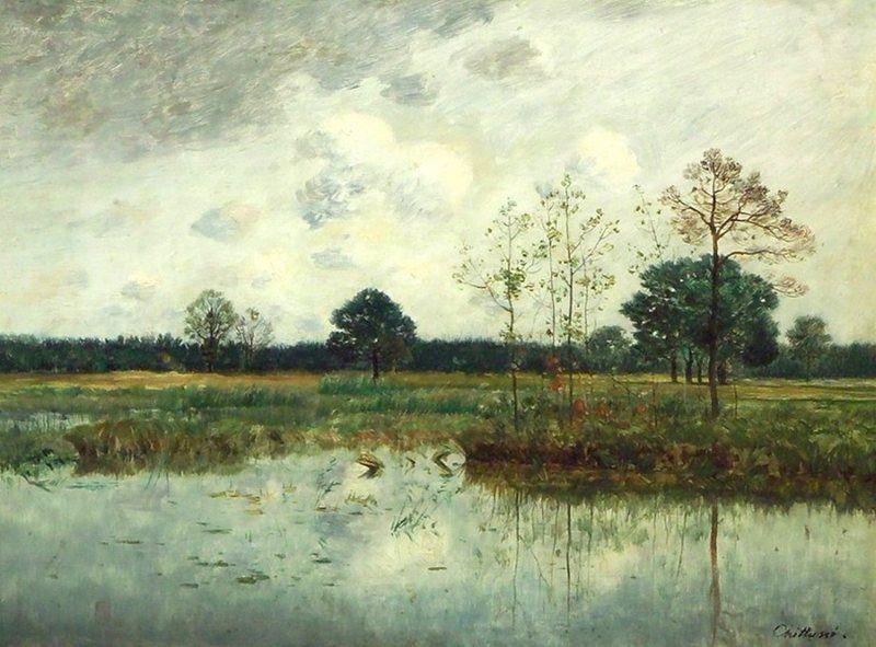 Antonín Chittussi -  Landscape