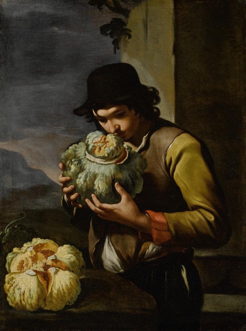 ANTONIO MERCURIO AMOROSI (Comunanza, Ascoli Piceno 1660-1738) - AN ALLEGORY OF SMELL