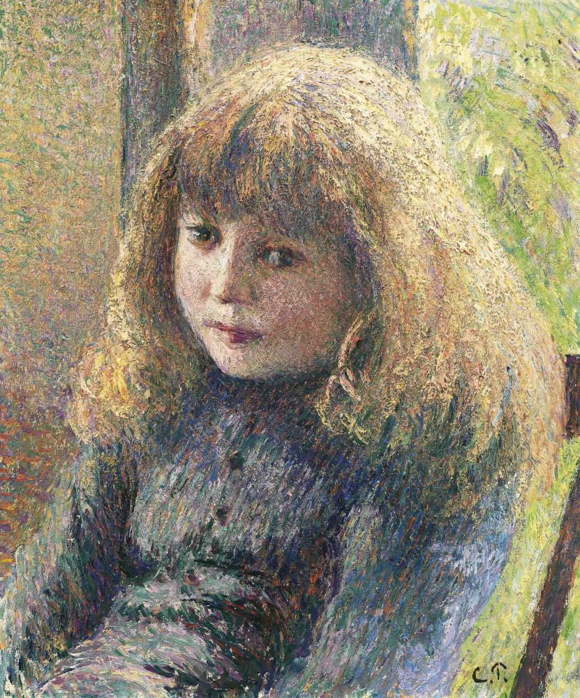 Camille Pissarro (1830-1903) - Paul-Emile Pissarro