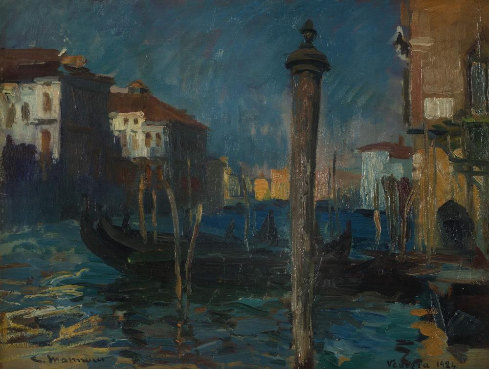 Cipriano Mannucci (1882 - 1970)