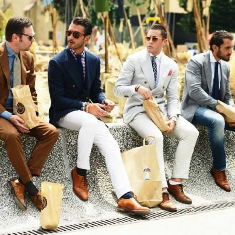 Men clothes style