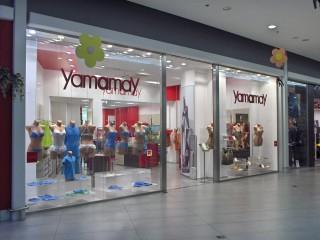 Магазины yamamay в киеве нужна девушка модель москва