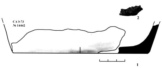 Горшок из древней Ладоги-2