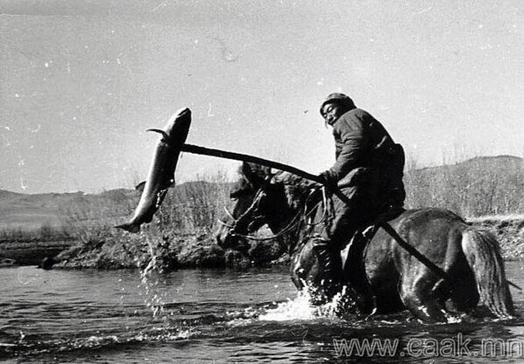 Монгольская рыбалка-3-3