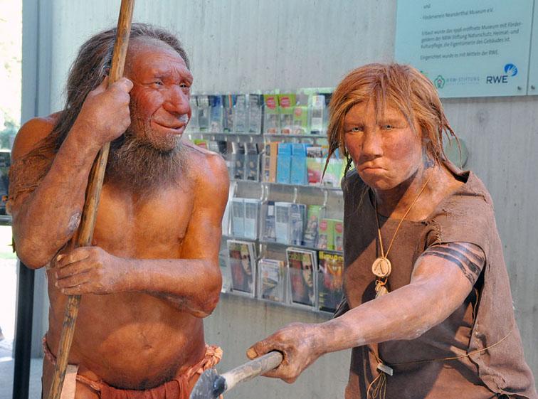Неандертальцы-2