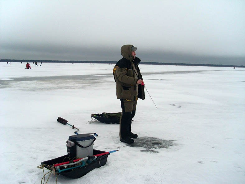 как рыбалка на ладоге сегодня