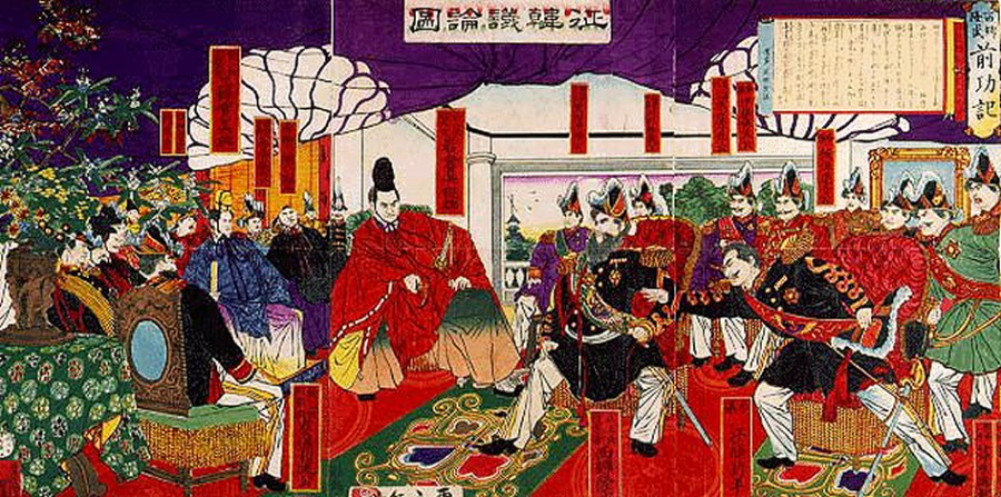 a history of the tokugawa period of japan Melvyn bragg and his guests discuss japan's sakoku period of deliberate isolation education in tokugawa japan japan in world history.