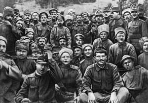 Братание_на_Восточном_фронте_(1917)