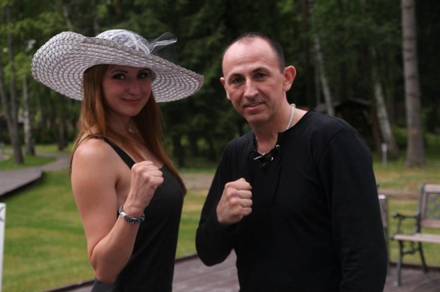 Работа на благо народа: чемпионка мира по боксу Нина Абросова выдвигается в петербургское Заксобрание