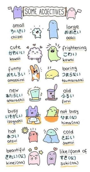 действия летнего перевод всех няшных слов на японском Это интересно Наши