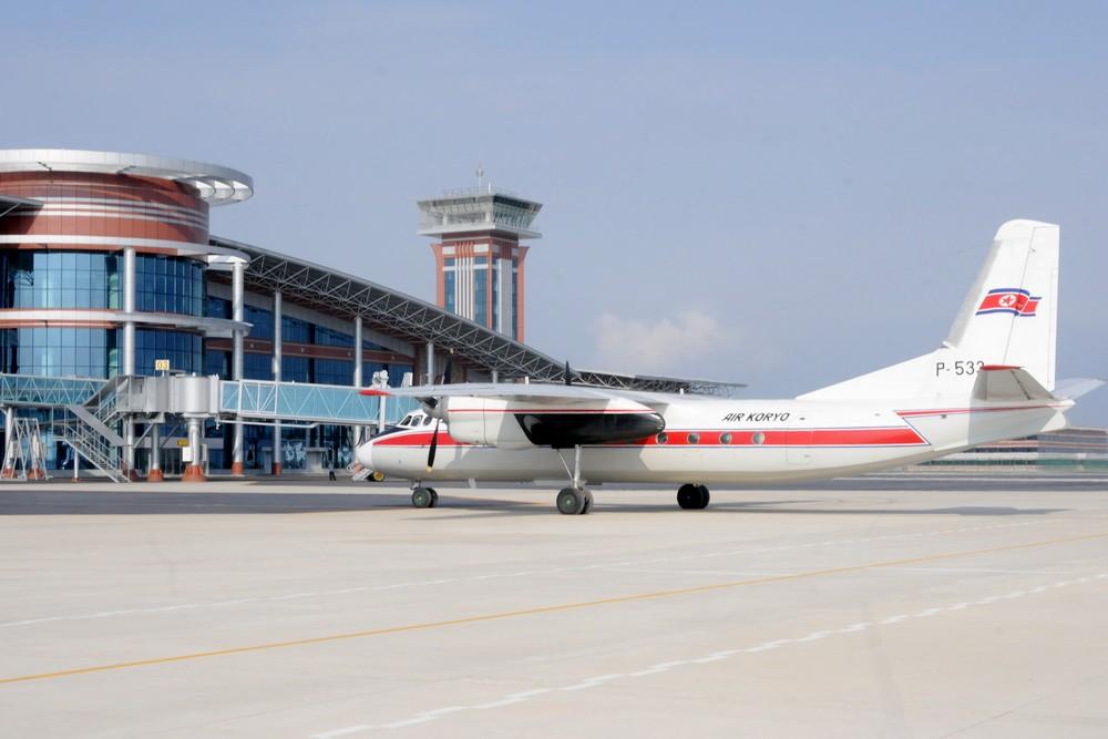 Аэропорт Вонсан в Северной Корее