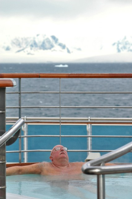 Антарктическое джакузи