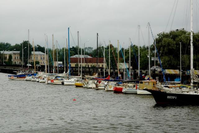 Выборгский круизный порт