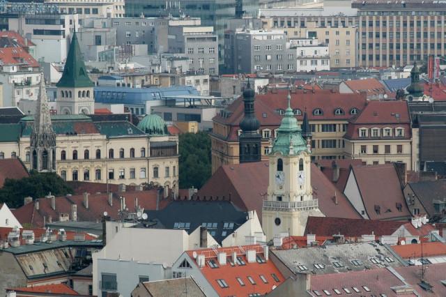 Иезуитская церковь в Братиславе