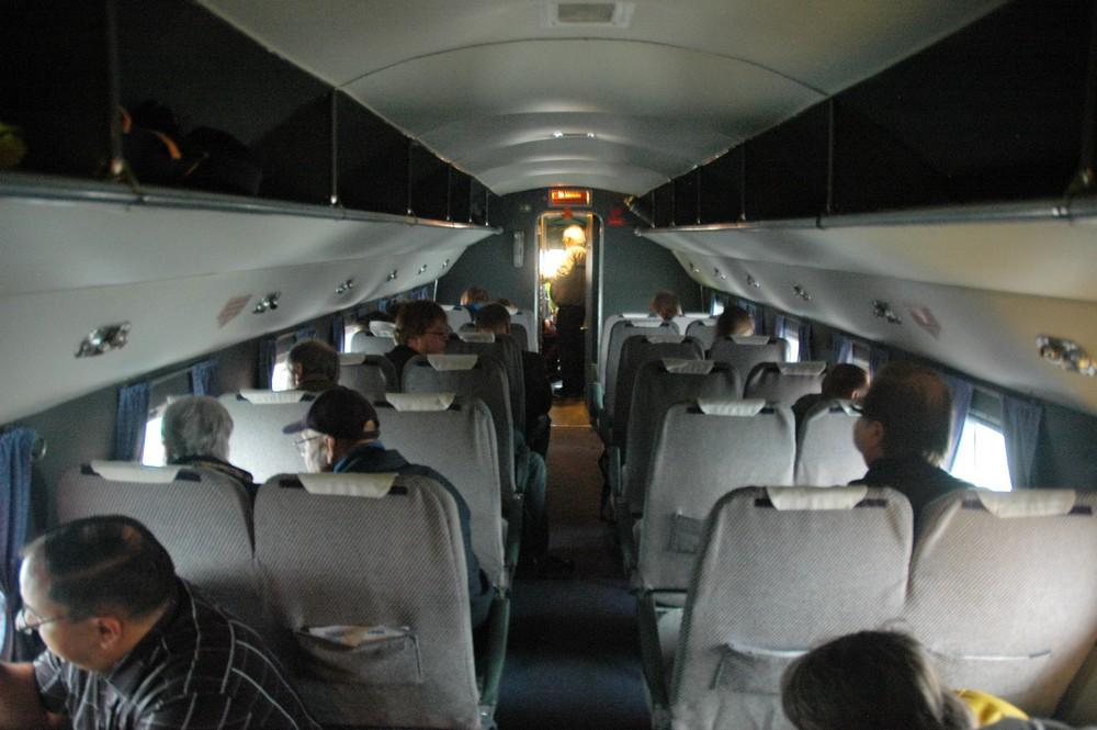 Салон Douglas DC-3
