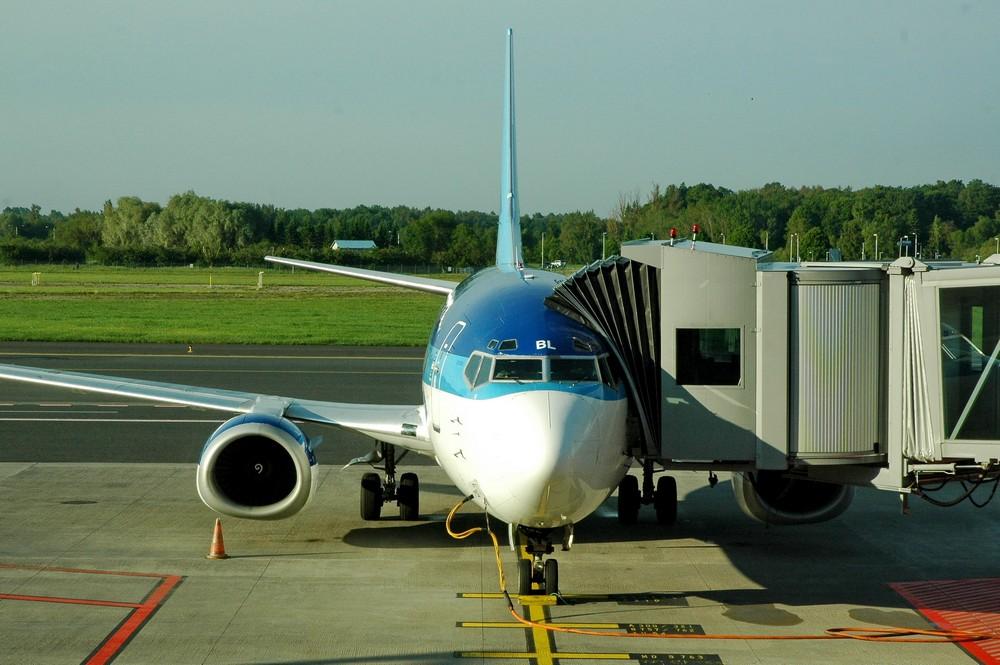 Боинг-737 авиакомпании Эстонские авиалинии