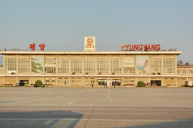 Аэропорт Пхеньяна