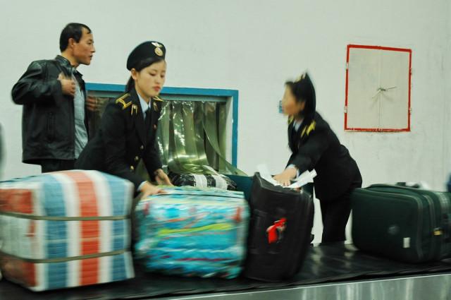 Выдача багажа