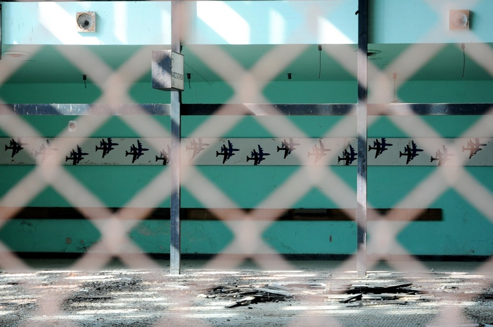 Аэропорт Никосия. Терминал