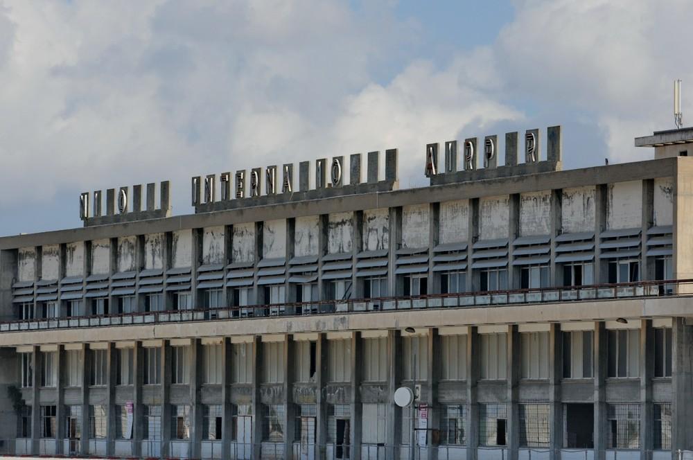 Терминал аэропорта Никосия